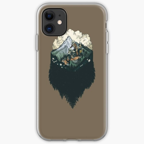 Adventure in the PNW iPhone Soft Case