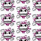 Jack nightmare skull von tattoofreak