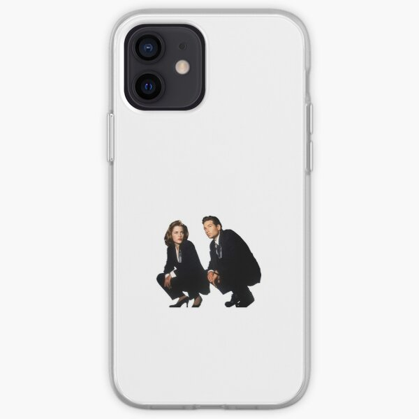 Mulder and Scully iPhone Soft Case