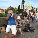 Bridge musicians by Maria1606