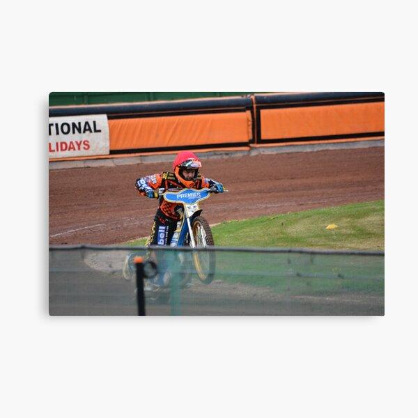 Speedway (Tai Woffinden) Canvas Print