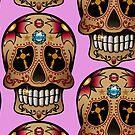 Mexican Skull  von tattoofreak