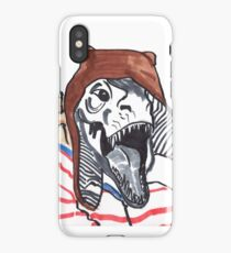 She's a monster! iPhone Case