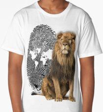 Lion No 07 Long T-Shirt