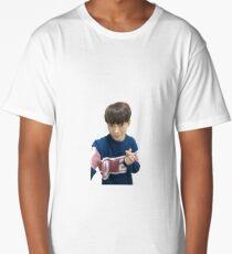Hongbin Heart Long T-Shirt