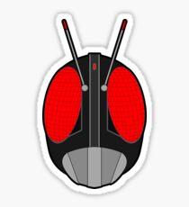 Kamen Rider Black Rx Stickers   Redbubble