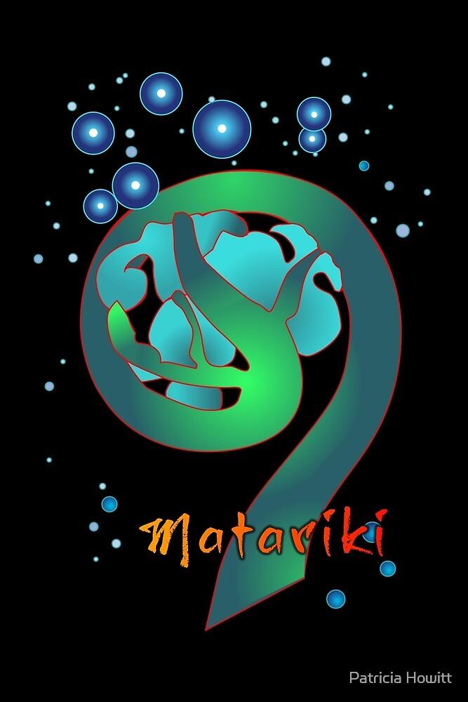 Matariki - the Rising of The Pleiades by Patricia Howitt