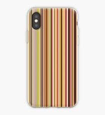 Old Skool Stripes iPhone Case