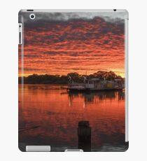 Ferry Sunrise iPad Case/Skin