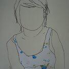 self portrait by rachel duffin