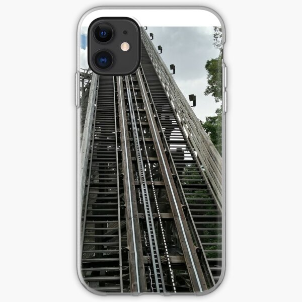 Outlaw Run Rollercoster iPhone Soft Case