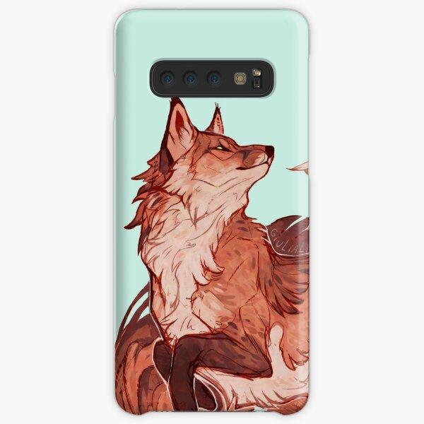 Red fox 2018 redraw  Samsung Galaxy Snap Case