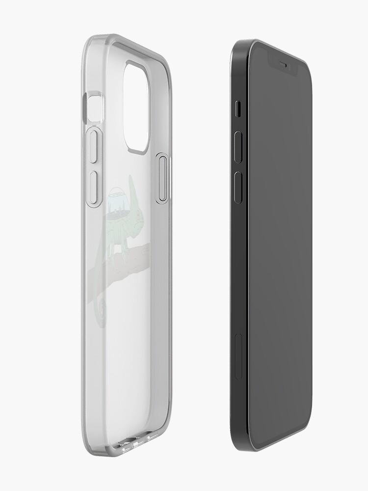 Alternate view of The Rare Aquariumeleon iPhone Case & Cover