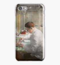 Doctor - Applying first aid - 1917 iPhone Case/Skin