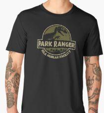 Park Ranger Isla Nublar Facility T-Shirt Men's Premium T-Shirt