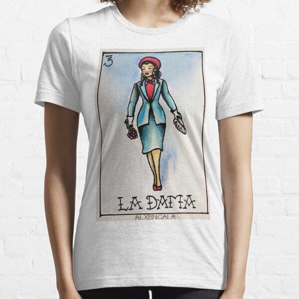 2.-LA DAMA Essential T-Shirt