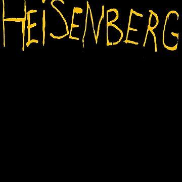 Heisenberg Graffiti by Leatherface