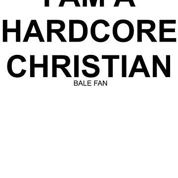 Christian Bale Fan by Leatherface