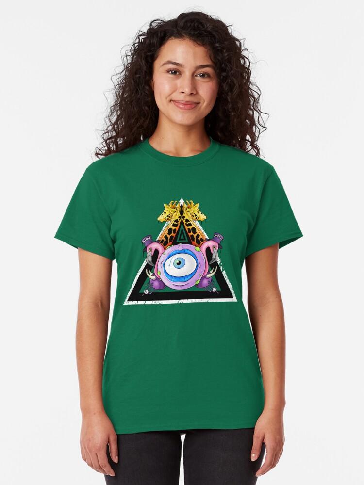 Alternate view of Kingdom Come Classic T-Shirt