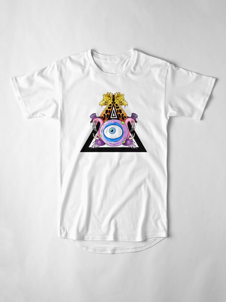 Alternate view of Kingdom Come Long T-Shirt