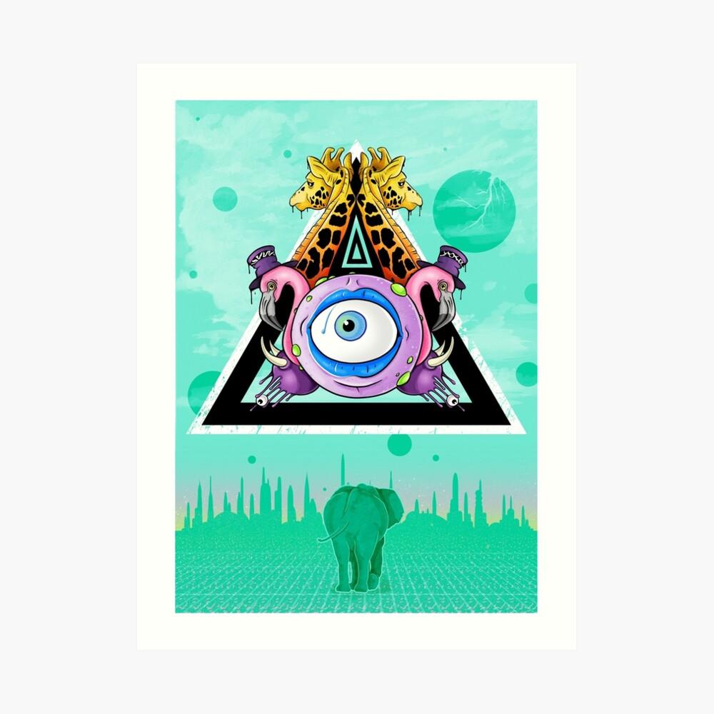 Kingdom Come Art Print
