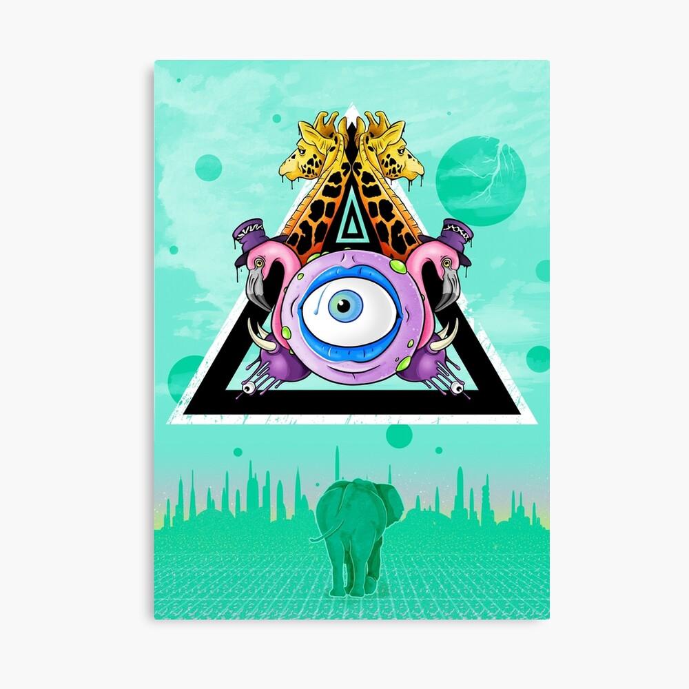 Kingdom Come Canvas Print