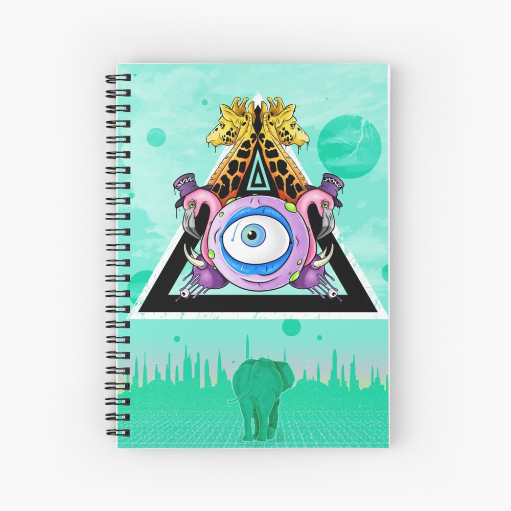 Kingdom Come Spiral Notebook