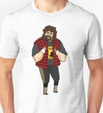 Mick Mankind Foley Unisex T-Shirt