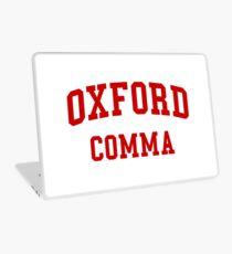 Oxford Comma Laptop Skin