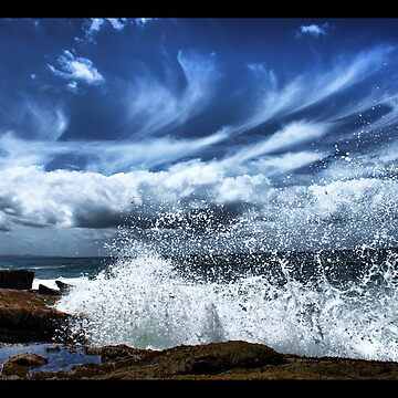 Sea Spray by CiasArt