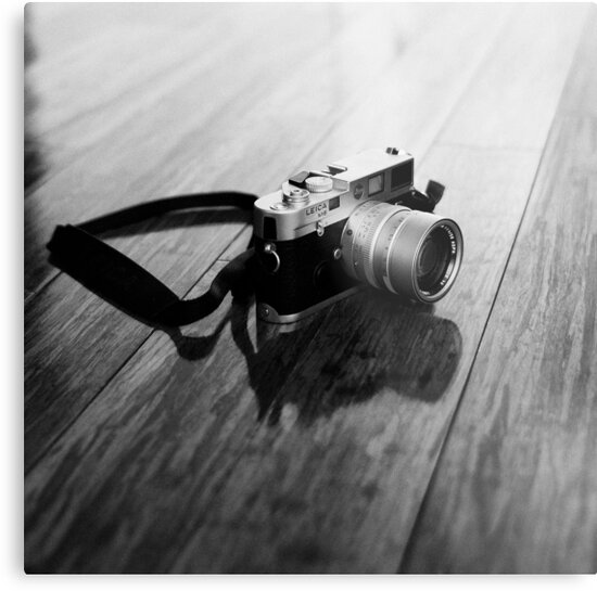 Leica M6 by Daniel Webb