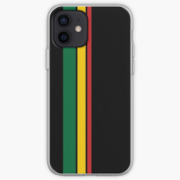 Get up Stand up / Reggae rasta vibrations iPhone Soft Case
