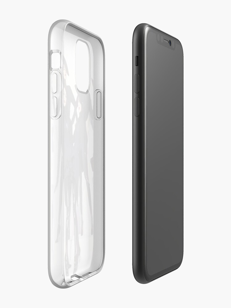 coque silicone noir iphone 7 | Coque iPhone « Thierry 1995 », par j4kd8umb