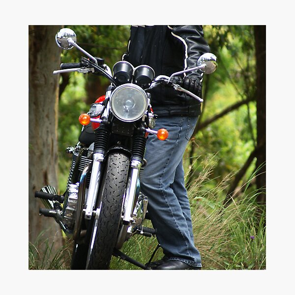 Owing Triumph Photographic Print