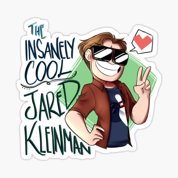 Dear Evan Hansen-Cool Jared Kleinman! Sticker