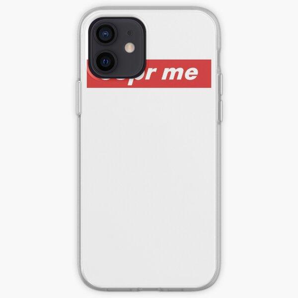 Supr Me iPhone Soft Case