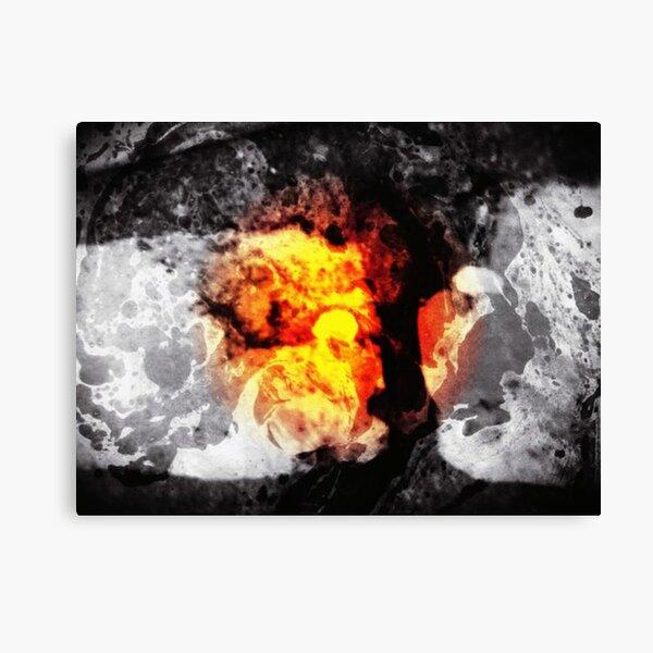 CoalCAIN Canvas Print