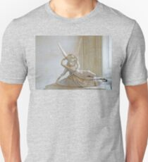 Psyche Revived by Cupid's Kiss Unisex T-Shirt