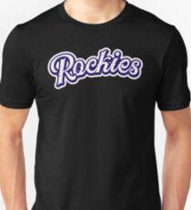 Colorado Rockies Baseball Team  Unisex T-Shirt