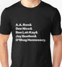 & The Substitute Unisex T-Shirt