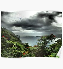 Road to Hana, Maui Poster