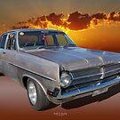 HD Sedan by Keith Hawley