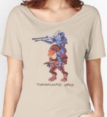 Turianosaurus Wrex Women's Relaxed Fit T-Shirt