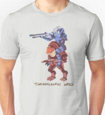 Turianosaurus Wrex Unisex T-Shirt
