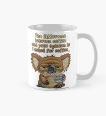 Drop Bear Coffee Mug