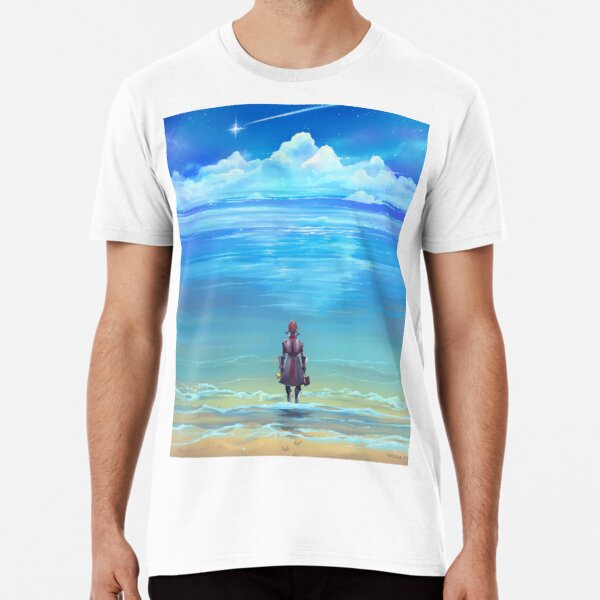 Seashores of Eternity Premium T-Shirt