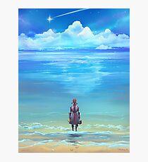 Lámina fotográfica Seashore of Eternity