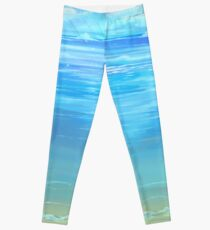 Seashores of Eternity Leggings