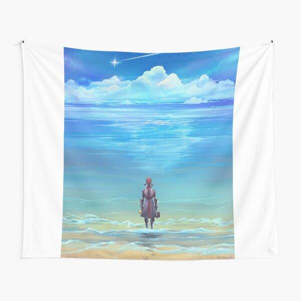 Orillas del mar de la eternidad Tela decorativa