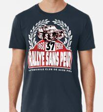 RALLYE SANS PEUR Premium T-Shirt